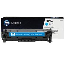 HP CF381A 312A Cyan LaserJet Toner Cartridge